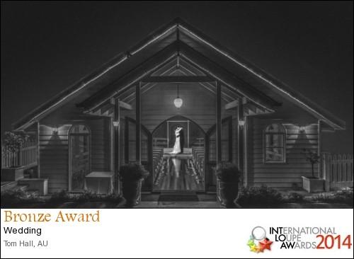 Loupe Awards 2014 Tom Hall