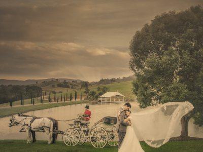 Glengariff Wedding | Brisbane Wedding Photographer - Tom Hall Photography image 2