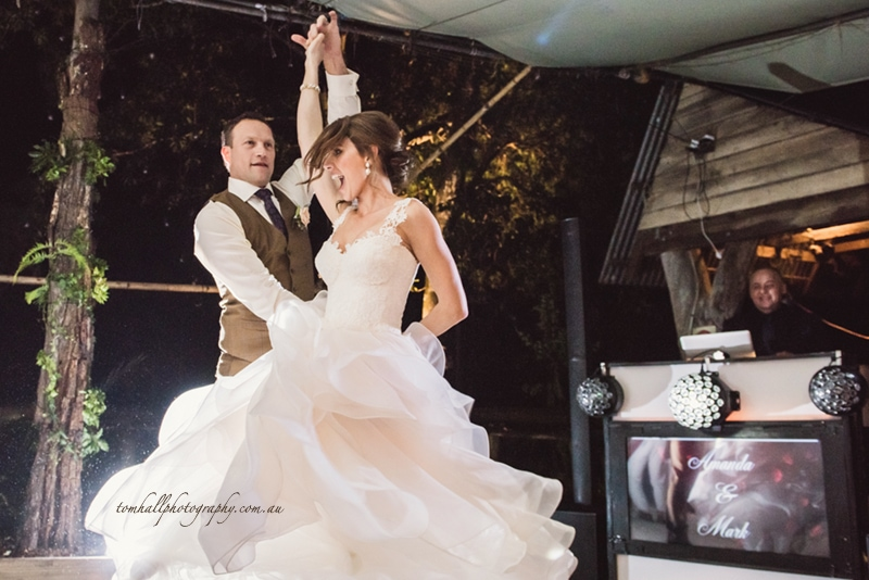 The Beautiful Wedding of Mark and Amanda Jason By Tom Hall Photography