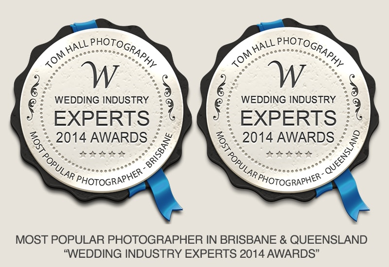 Brisbane And Queenland Most Popular Wedding Photographer 2014