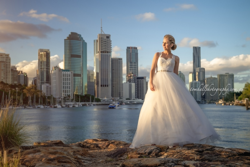 From Broadway Chapel to Moda Events Brisbane with Emma and Jonathon | Brisbane Wedding Photographer - Tom Hall Photography