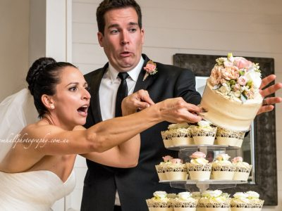 The Cake Cutting of the Year | Brisbane Wedding Photographer - Tom Hall Photography image 8