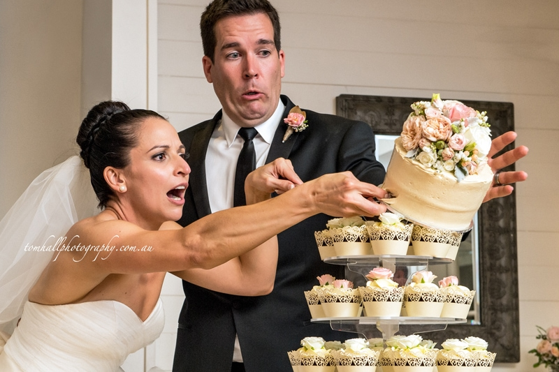Cake Cutting Disaster