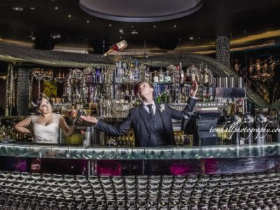 From Broadway to Cloudland | Brisbane Wedding Photographer - Tom Hall Photography