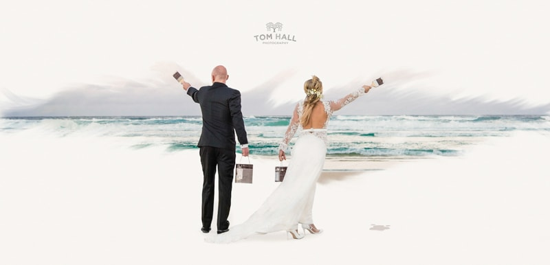 Love is Art - Gold Coast Wedding Photographer - Tom Hall
