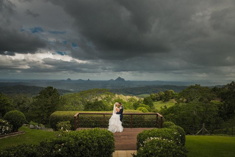 Amazing-Maleny-Wedding