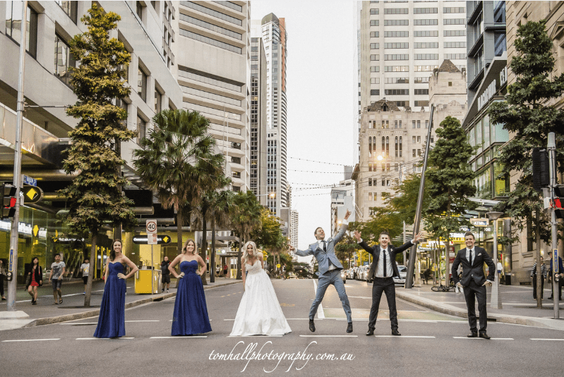 Tom Hall is the Best Wedding Photographer in Brisbane