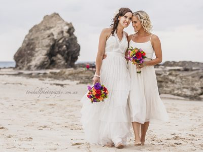 Emily and Joel's Currumbin Wedding | Brisbane Wedding Photographer - Tom Hall Photography image 9