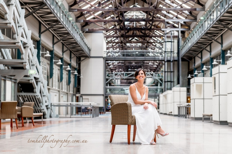 Woolloomooloo Wedding Photo