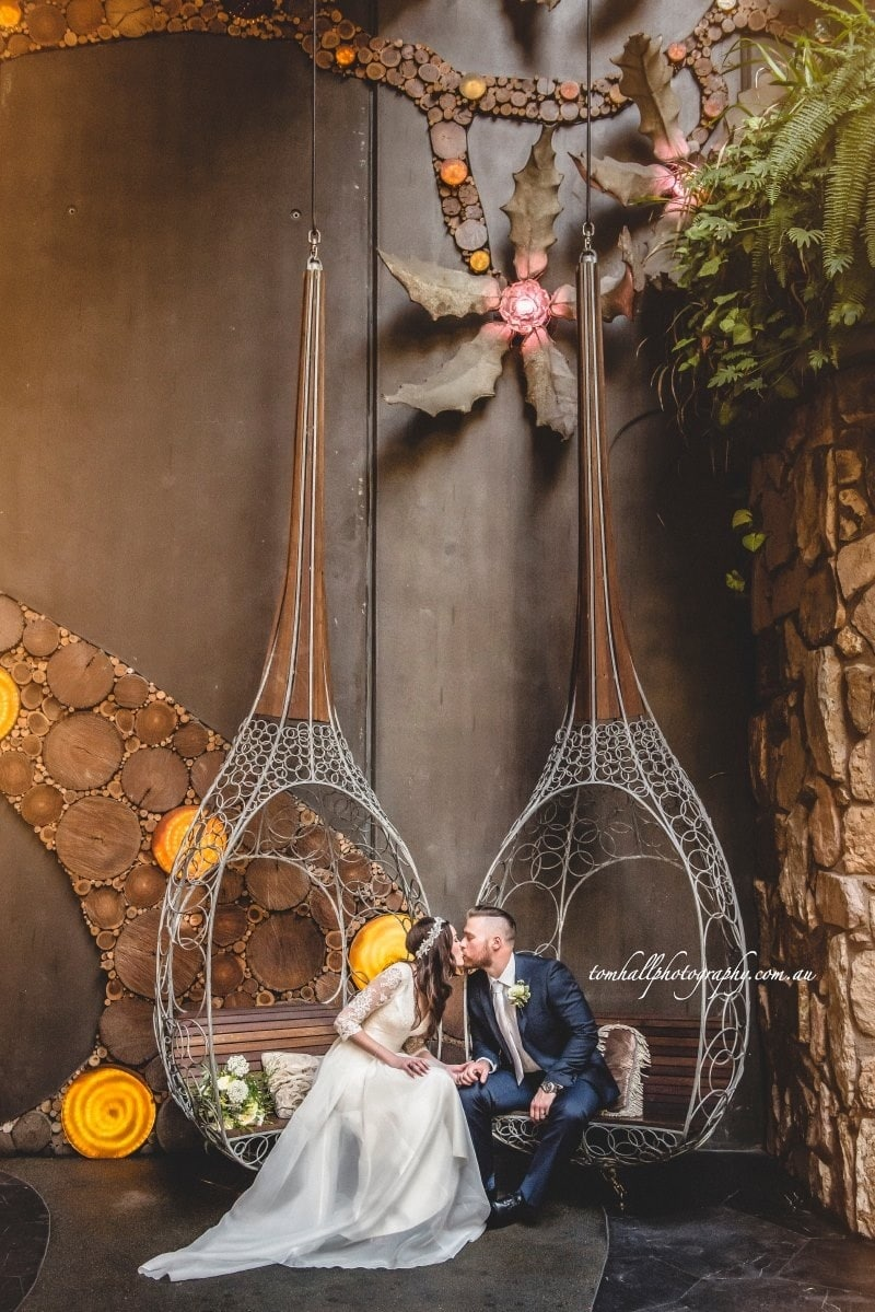 cloudland wedding photos