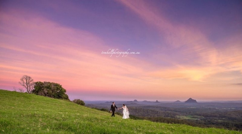 Maleny Wedding Photography Tom Hall Photography