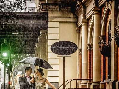Rain Rain Don't Go Away | Brisbane Wedding Photographer - Tom Hall Photography image 13