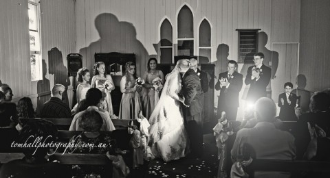 Old Petrie Town Wedding 1