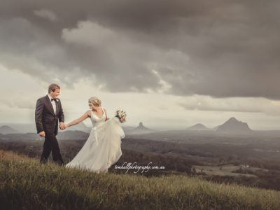 Maleny Weddings | Brisbane Wedding Photographer - Tom Hall Photography image 2