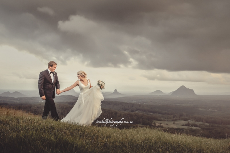 Weddings | Maleny Wedding Photographer - Tom Hall Photography