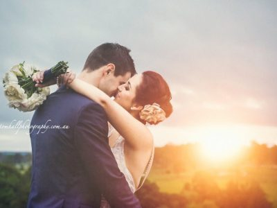 Sunset Wedding Photos | Brisbane Wedding Photographer - Tom Hall Photography