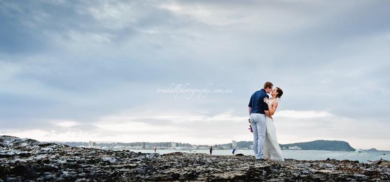 tom hall photography - gold coast wedding photographer