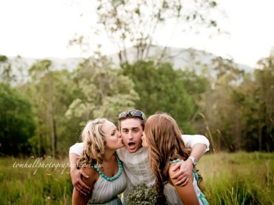 Ceremony for Samford | Brisbane Wedding Photographer - Tom Hall Photography image 2