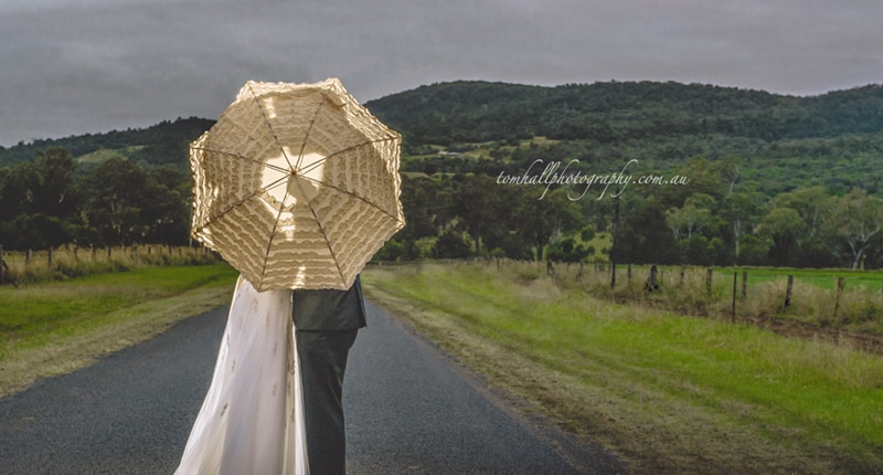 Boonah-Wedding