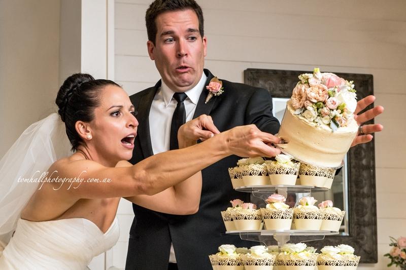 Cake Cutting Disaster