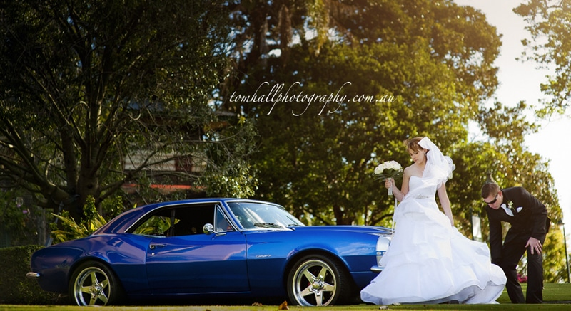 Machine to Cuisine | Brisbane Wedding Photographer - Tom Hall Photography image 8