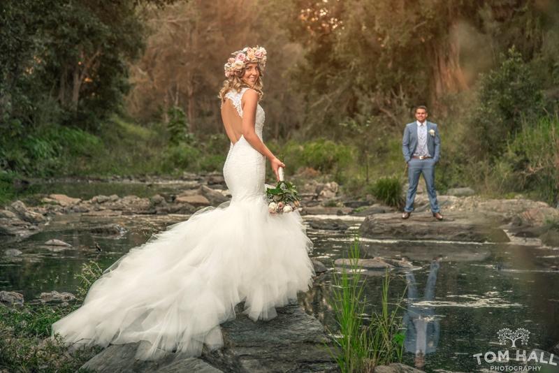 Clear Mountain Lodge Wedding