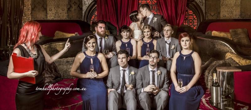 Cloudland Brisbane Wedding Photos