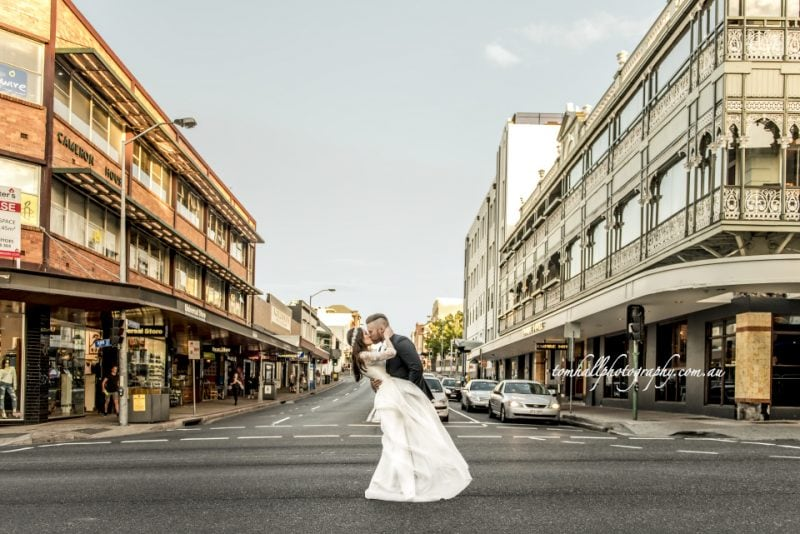 Cloudland is a Heavenly Venue for a Wedding Photographer | Brisbane Wedding Photographer - Tom Hall Photography image 2