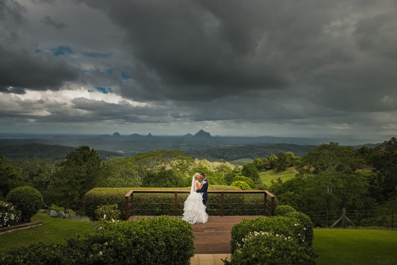 Amazing-Maleny-Wedding