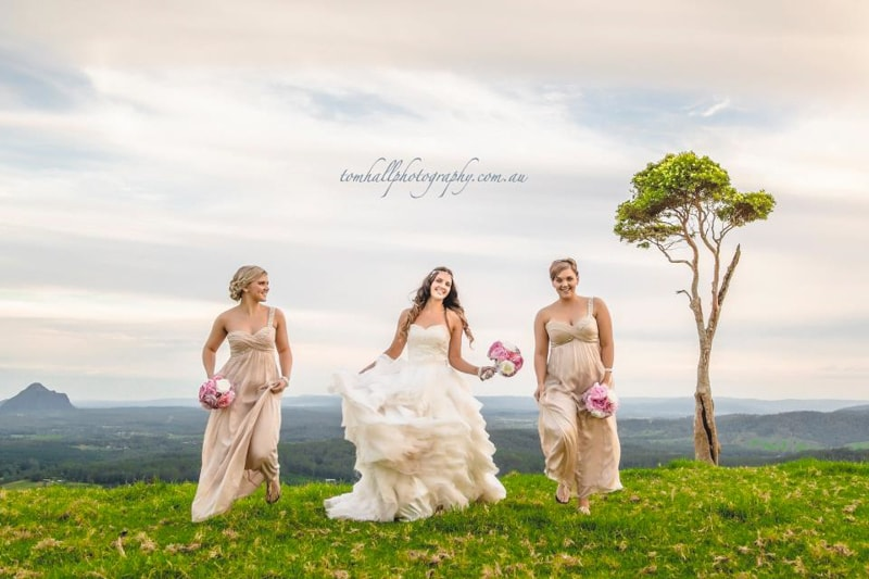 Maleny Wedding Photographer Tom Hall Photography-1