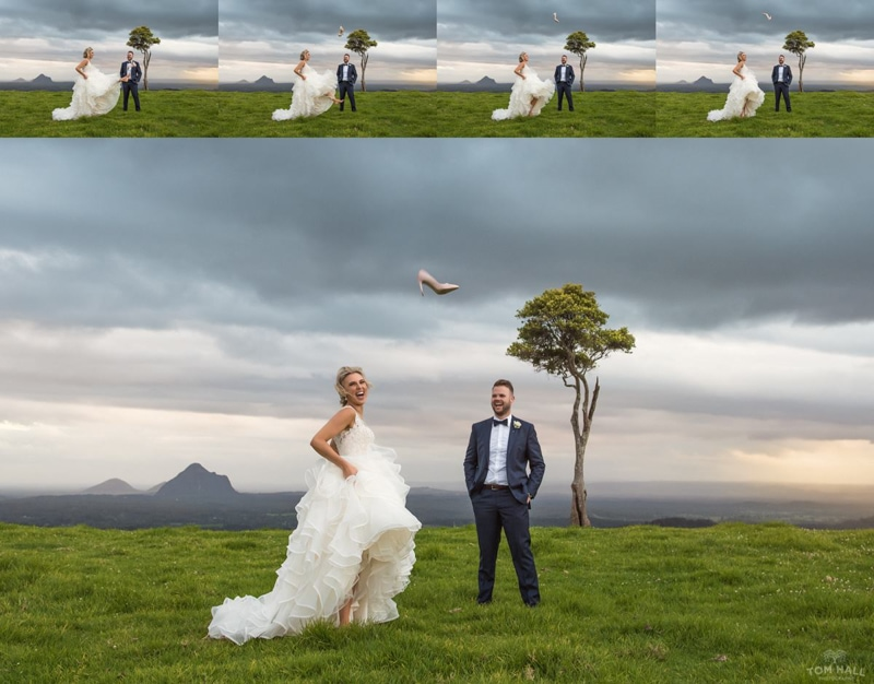 Maleny Wedding Photographer Tom Hall Photography-10 Weddings at Tiffanys