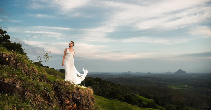 Maleny Wedding Photographer Tom Hall Photography-11