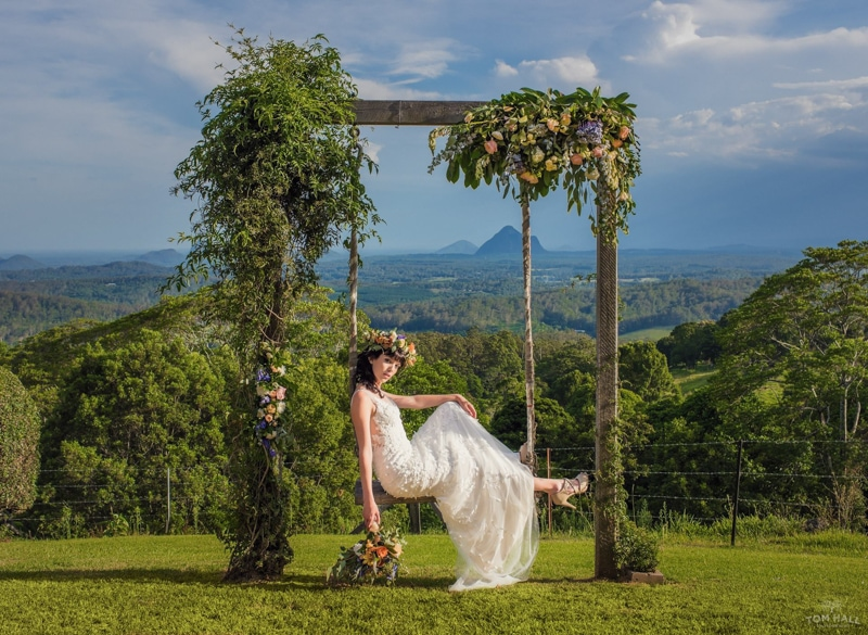 Maleny Wedding Photographer Tom Hall Photography-14