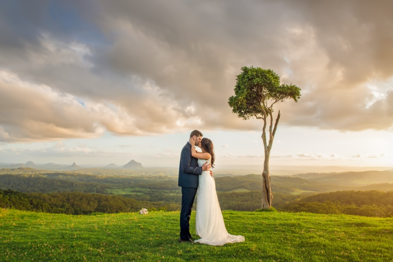 Maleny Wedding Photographer Tom Hall Photography-19