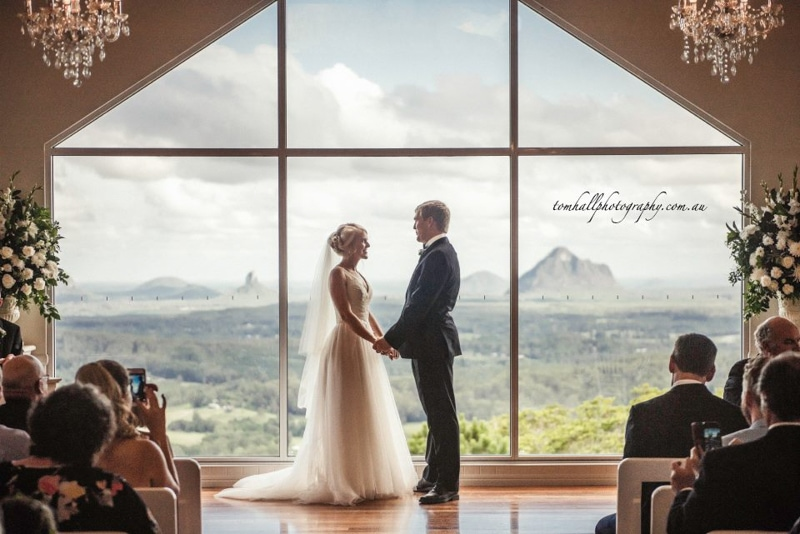 Maleny Wedding Photographer Tom Hall Photography-2