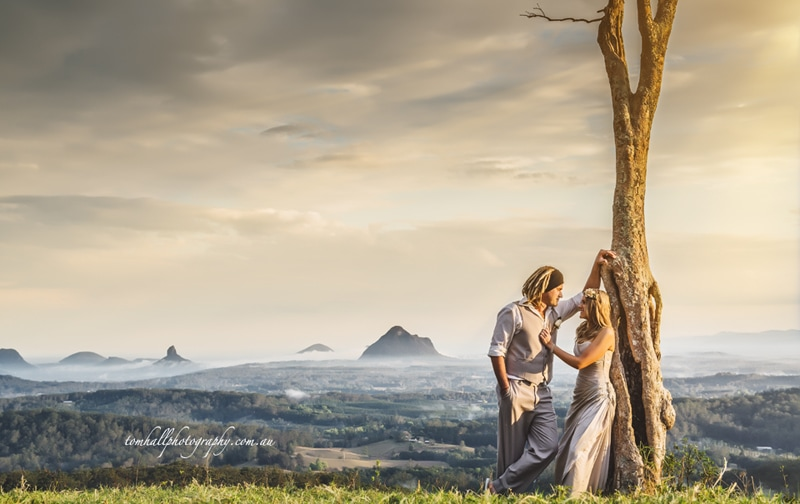 One-Tree-Hill-Maleny-Tom-Hall-Photography