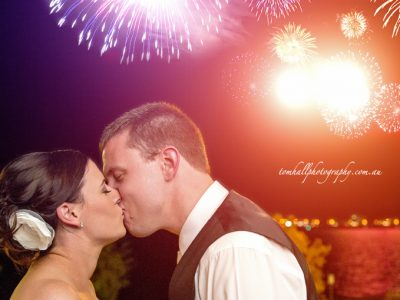 Chris and Melanie at their Belvedere Hotel Wedding | Brisbane Wedding Photographer - Tom Hall Photography image 5