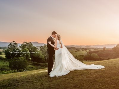 The Best Time of Day For Wedding Photography | Brisbane Wedding Photographer - Tom Hall Photography