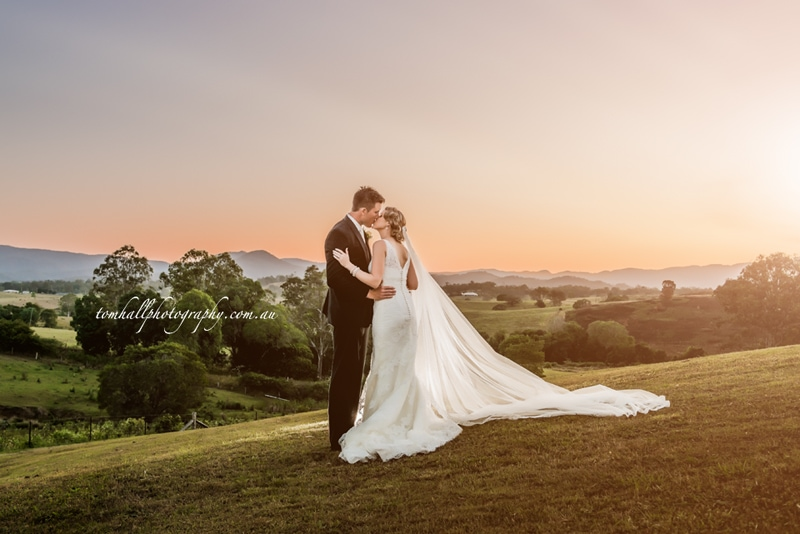 The Best Time of Day For Wedding Photography