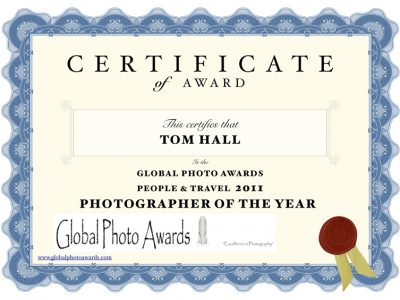 Global People and Travel Photographer of the Year 2011 | Brisbane Wedding Photographer - Tom Hall Photography image 2