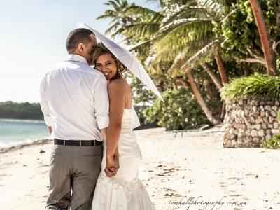 Shangri-La Resort Fiji Wedding | Brisbane Wedding Photographer - Tom Hall Photography image 2