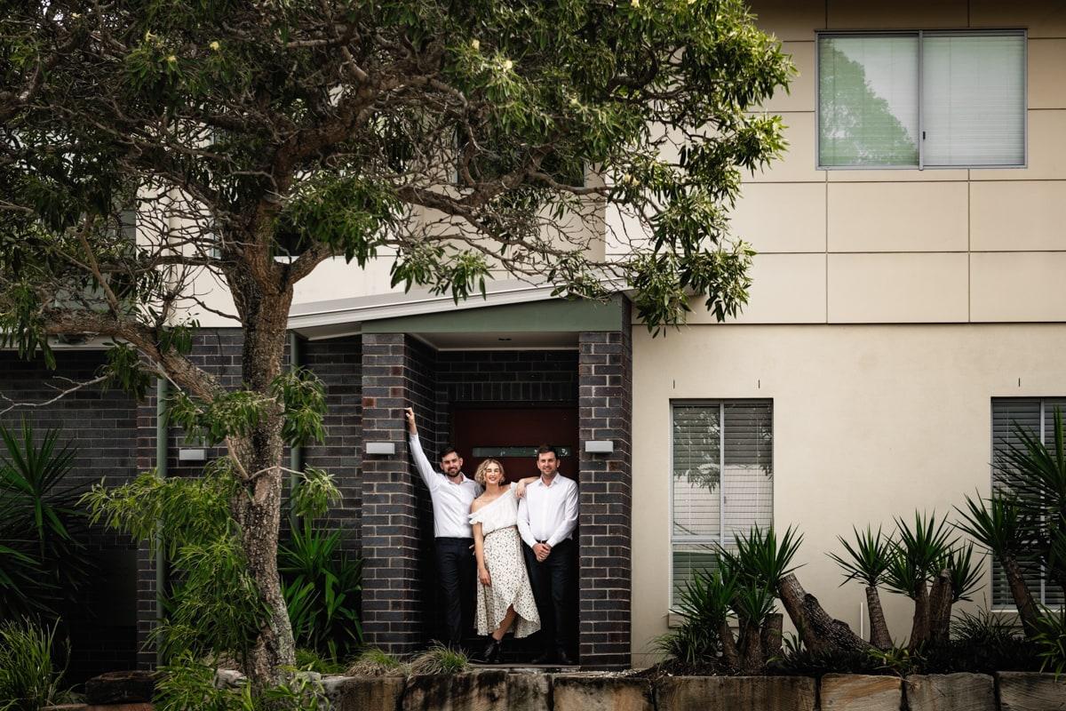 Wedding Photographer in Brisbane - Tom Hall Photography 014