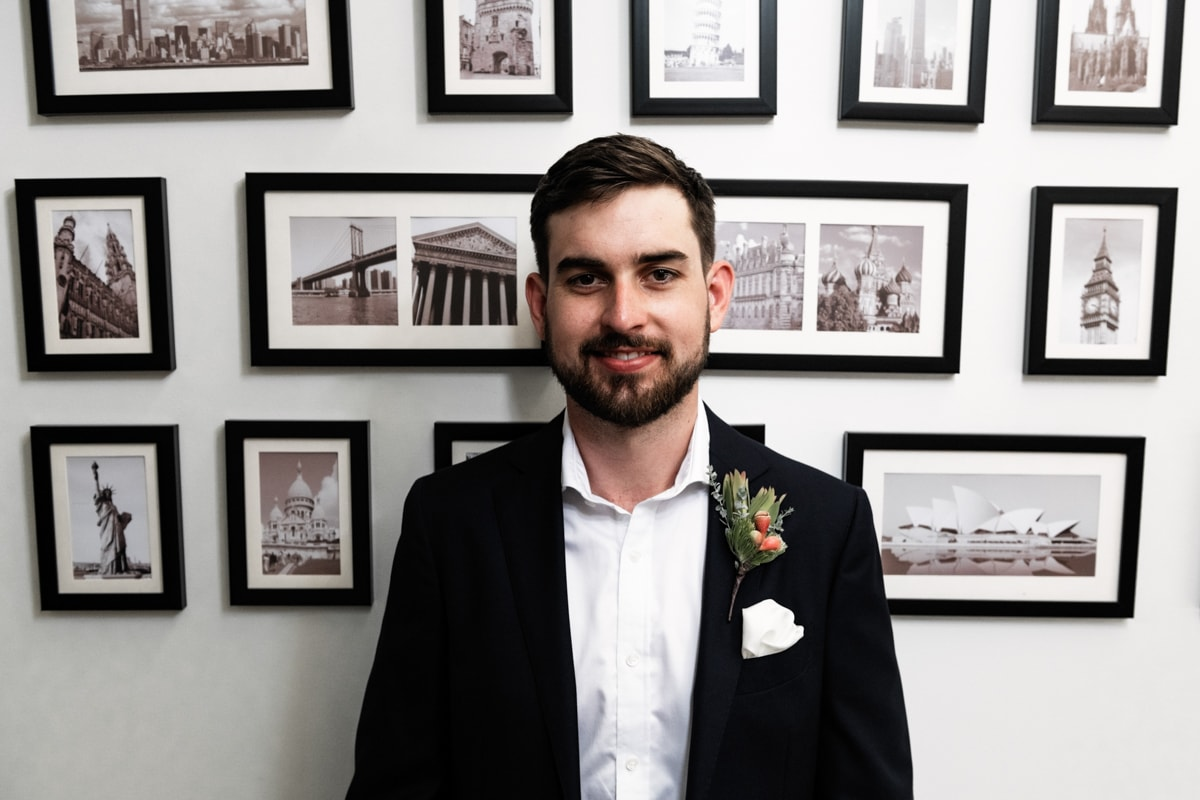 Wedding Photographer in Brisbane - Tom Hall Photography 019