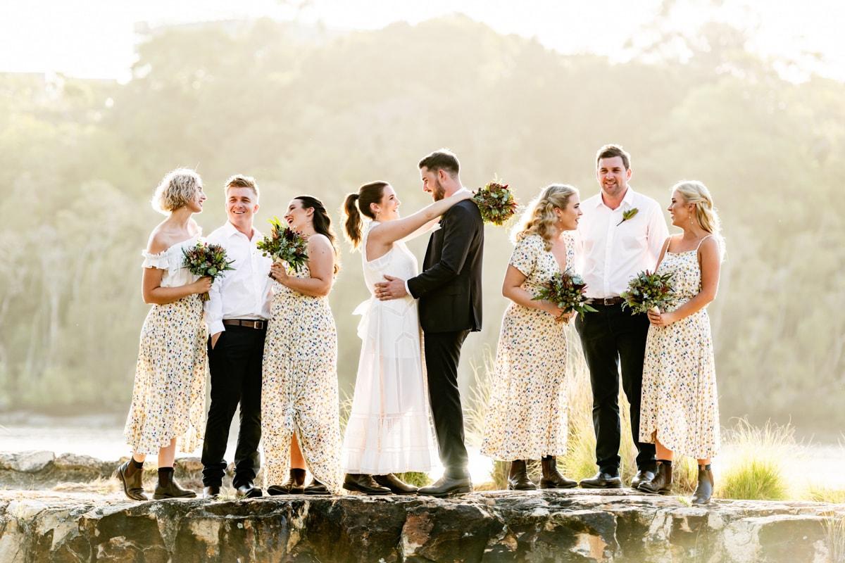 Wedding Photographer in Brisbane - Tom Hall Photography 073
