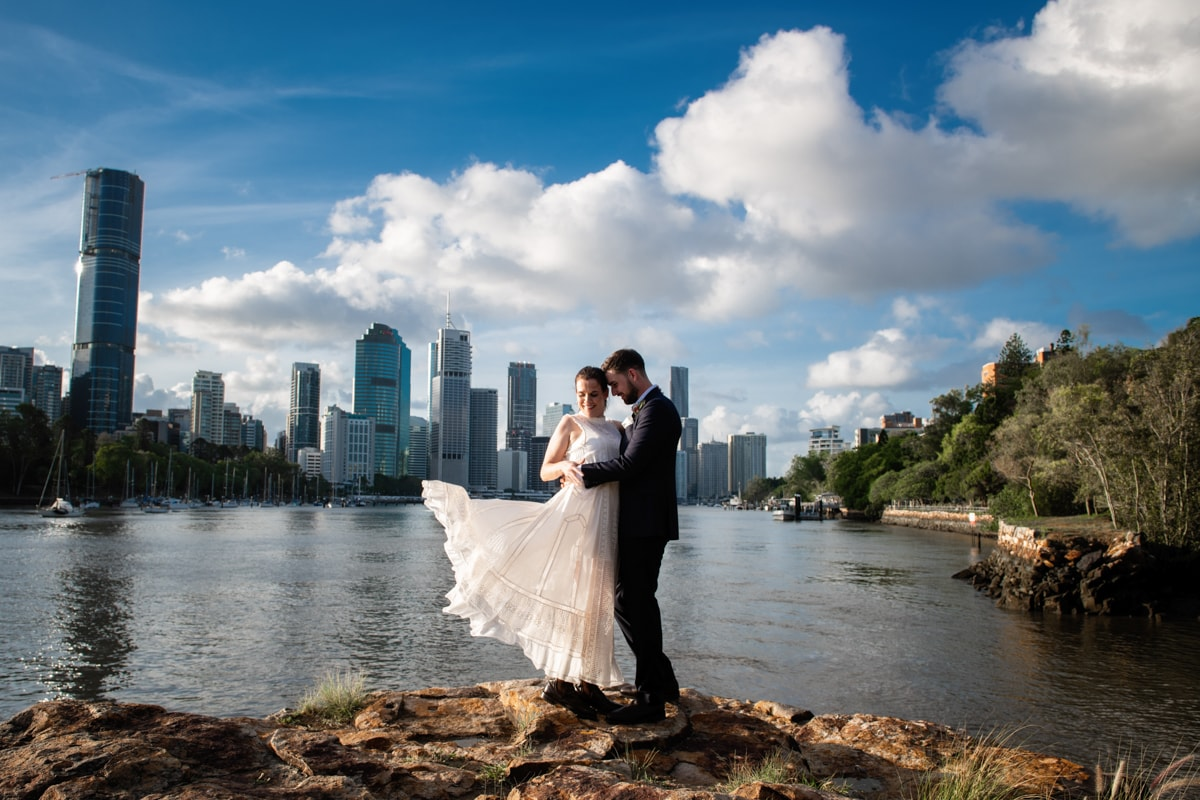 Wedding Photographer in Brisbane - Tom Hall Photography 075
