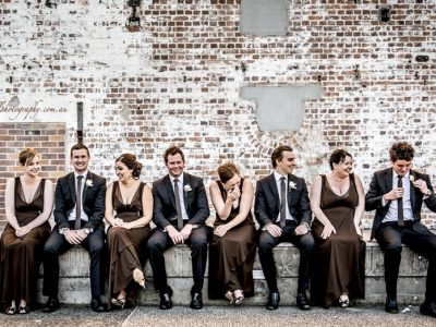 Grant Loves Phoebe | Brisbane Wedding Photographer - Tom Hall Photography image 4