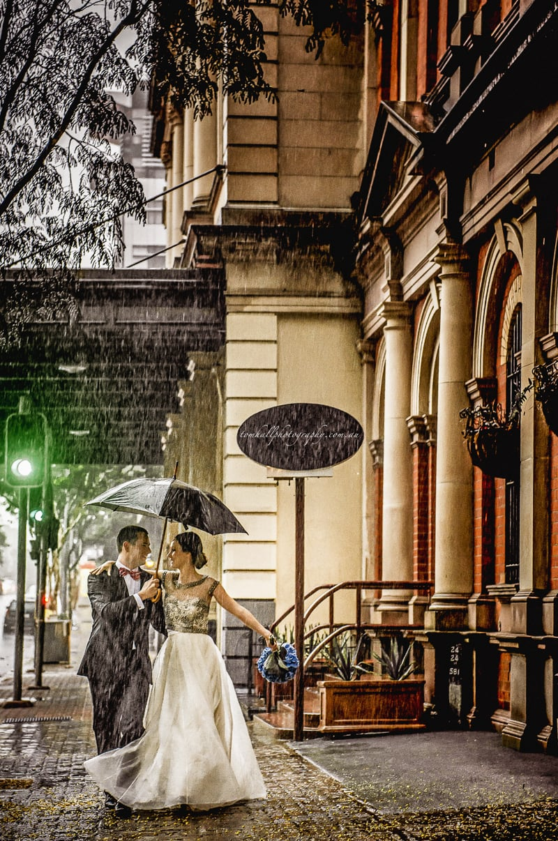 Luke Loves Natalie | Brisbane Wedding Photographer - Tom Hall Photography image 5
