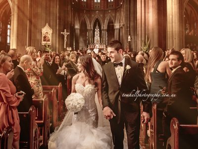 Steven Khalil Wedding Dress | Brisbane Wedding Photographer - Tom Hall Photography