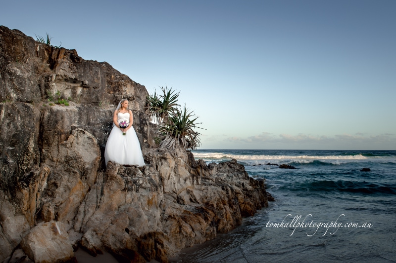 Stradbroke Island Wedding Photographer